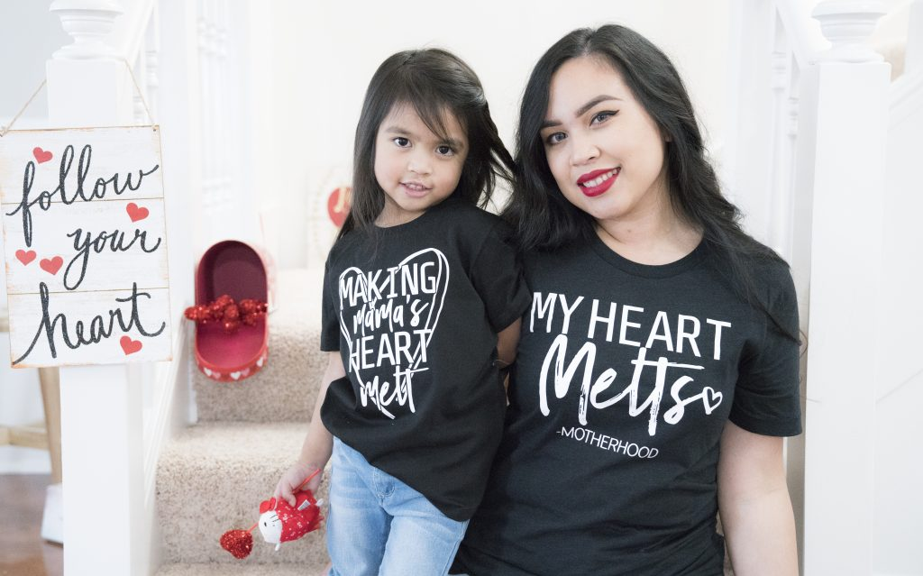 modish trends mommy and me shirt