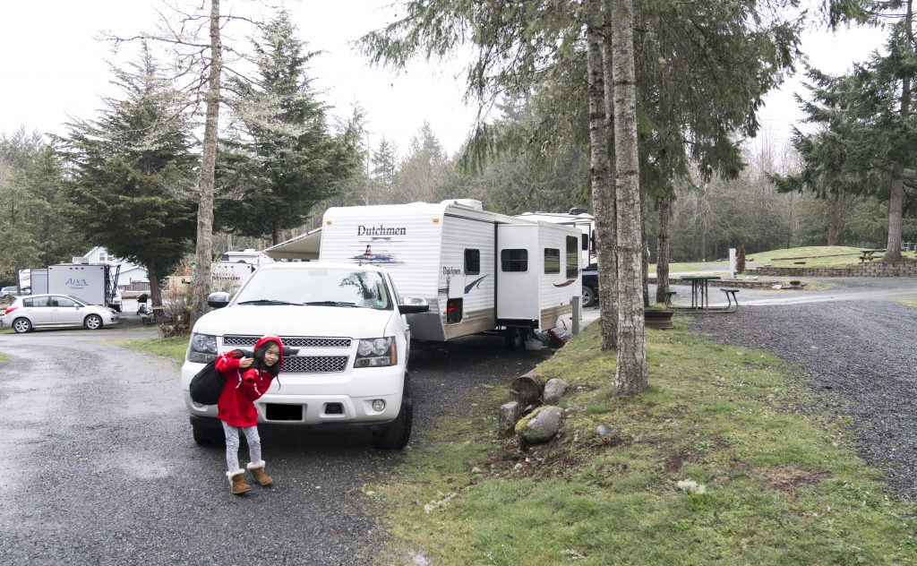Elwha RV Campground Resort