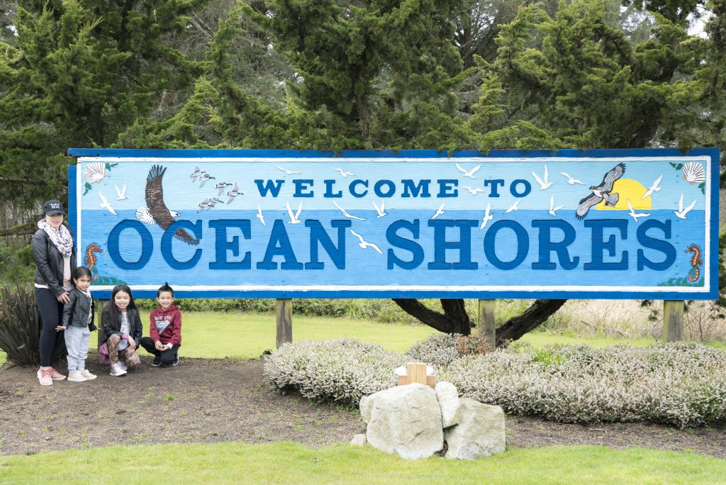 Welcome To Ocean Shores