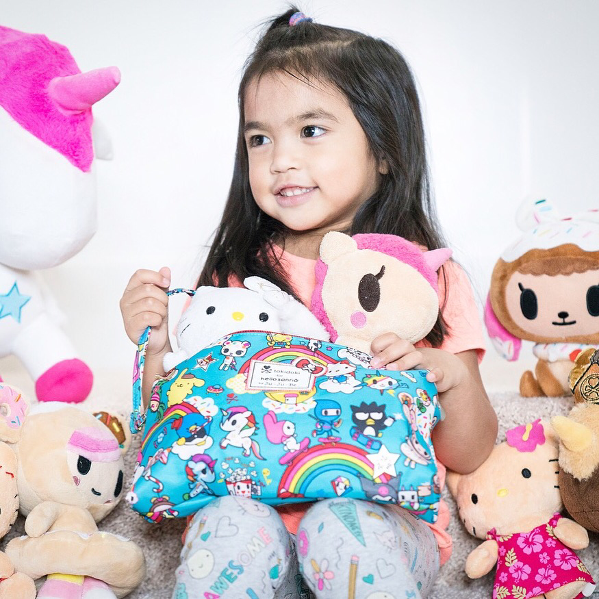 Jujube Rainbow Dreams Collab With Tokidoki & Sanrio