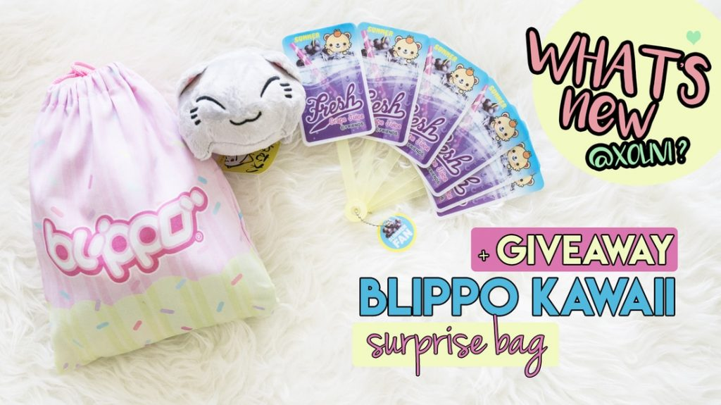 Blippo Kawaii Surprise Bag GIVEAWAY