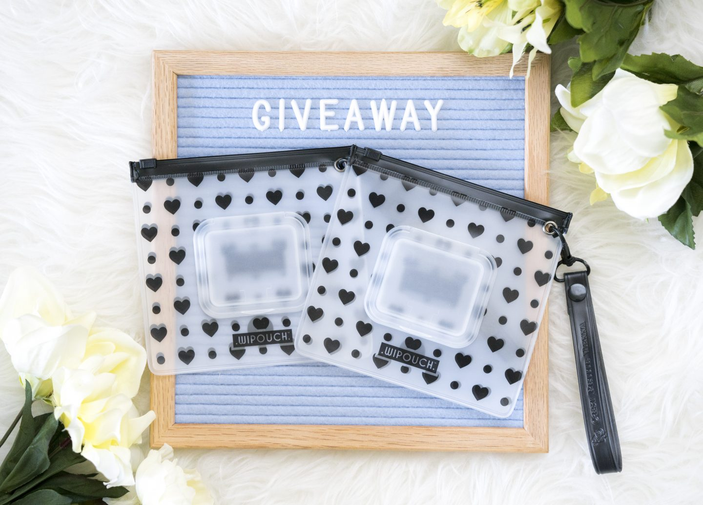 So Much Hearts For The Wipouch Mini + Giveaway