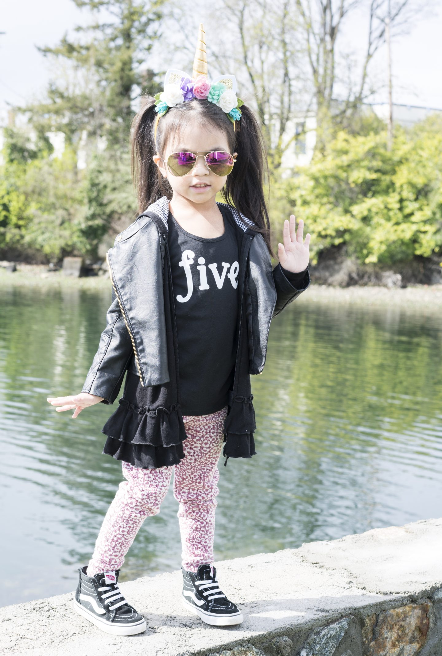 fifth birthday outfit idea